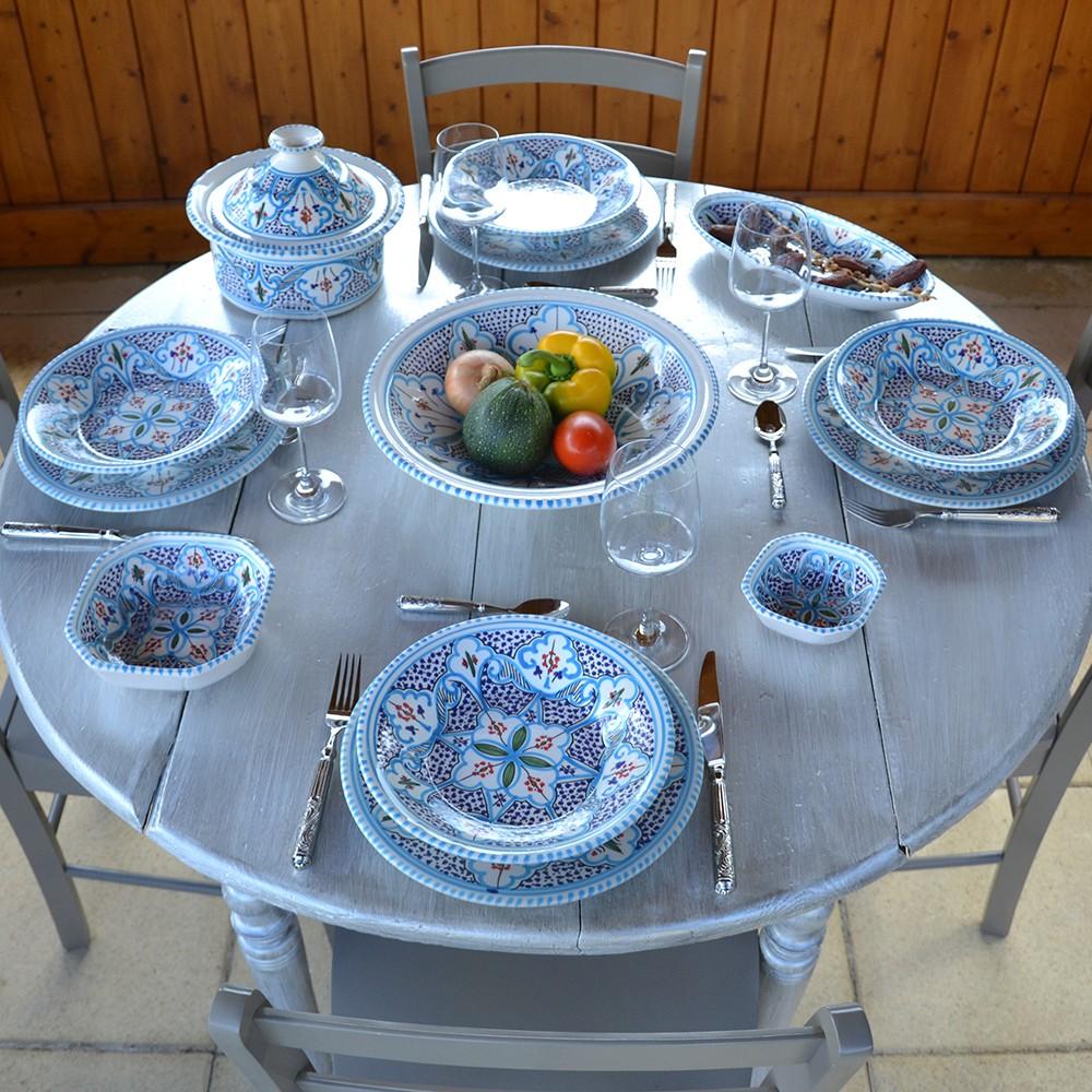 service vaisselle orientale ustensiles de cuisine. Black Bedroom Furniture Sets. Home Design Ideas
