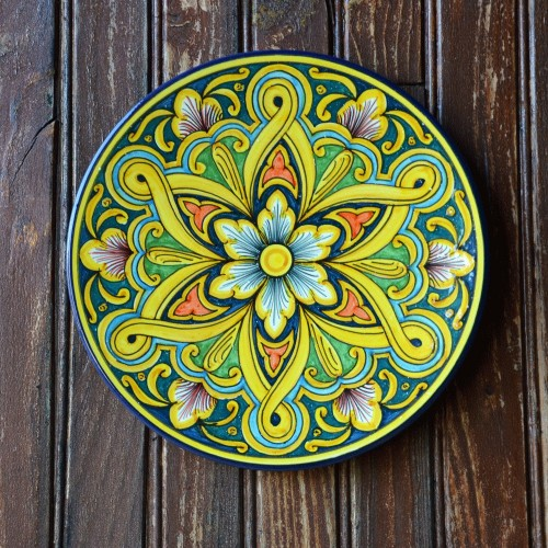 Plat décoratif Jacinthe