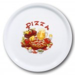 Lot de 6 assiettes à pizza Bari - D 31 cm - Napoli