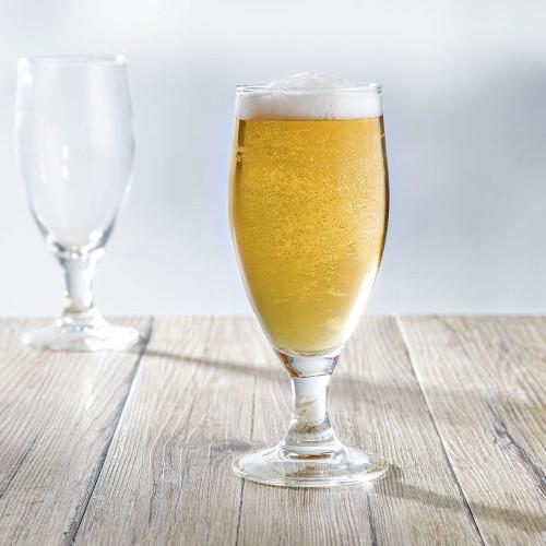 Lot de 12 verres à bière Dunkel 38 cL
