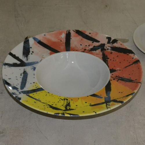 Lot de 6 assiettes à risotto Cucina - D 27,5 cm - Napoli