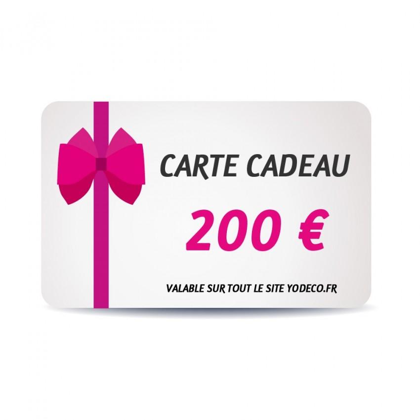Carte Cadeau de 100 €