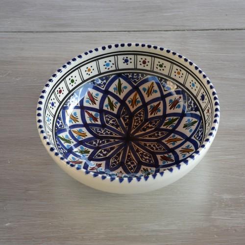 Bol Jileni bleu - D 18 cm