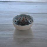 Bol Marocain turquoise - D 10 cm