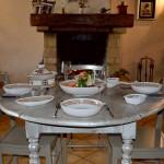 Service à couscous assiettes jattes Sahel beige - 6 pers