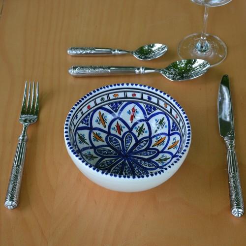 Bol Jileni bleu - D 16 cm