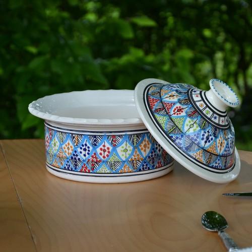 Cocotte Querouana Jileni Royal - D 20 cm