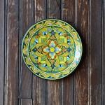 Plat décoratif Ariana - D 32 cm