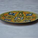 Plat décoratif Kélibia - D 32 cm