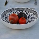 Service à couscous assiettes jattes Bakir gris - 6 pers