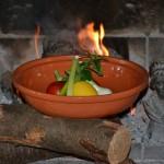 Tajine évasé pâte à feu - D 31 cm