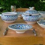 Couscoussier Bakir turquoise - Petit modèle