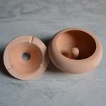 Cendrier marocain Terre cuite - Grand modèle