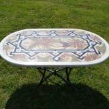 Table de salle à manger Amaryllis
