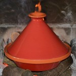 Tajine Spécial Feu Rouge - D 30 cm