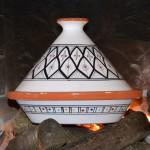 Tajine Hamadi Gris - D 30 cm