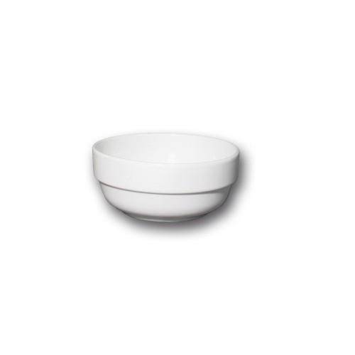 Coupelle porcelaine blanche - L 12 cm - Roma