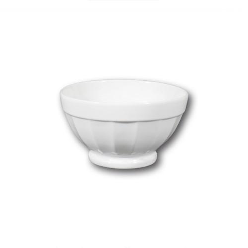Bol porcelaine blanche - D 14 cm - Napoli