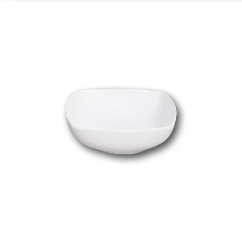 Bol à salade porcelaine blanche - D 17,5 cm - Tokio
