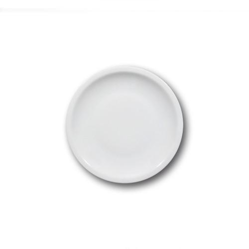 Assiette à dessert porcelaine - D 19 cm - Roma