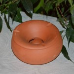 Cendrier oriental en Terre cuite - Moyen modèle
