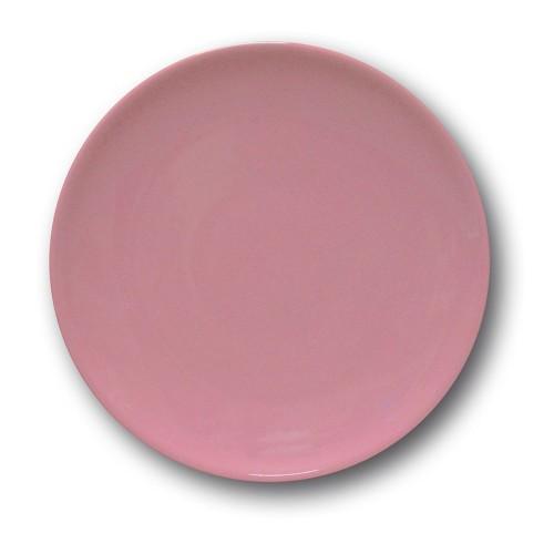Lot de 6 assiettes à entrée et à dessert Rose - D 21 cm - Siviglia