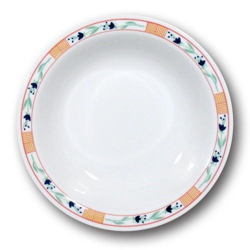 Lot 6 assiettes creuses Stella - D 23 cm